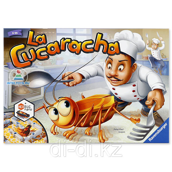Настольная игра «Кукарача» (La Cucaracha), Ravensburger