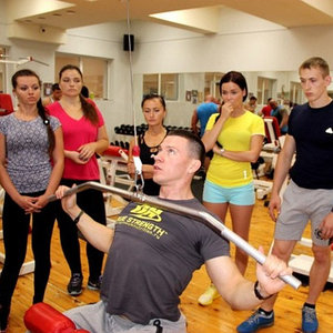 курсы фитнес-инструкторов