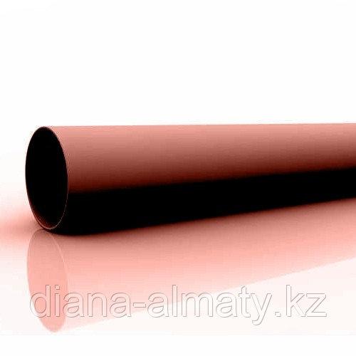 Труба водосточная d=90 мм, 3м, RUPLAST (коричневый)