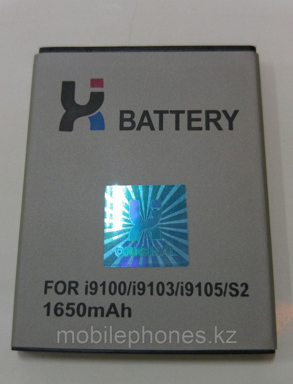 Батарейка Samsung S2 i9100-I9105