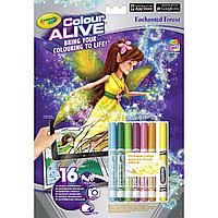 Crayola Интерактивная раскраска Заколдованный сад