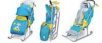 Санки-коляска Ника детям 5 (НД5)