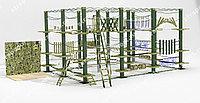 Веревочные мосты для детского канатного  тайпарка , фото 1