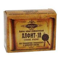 Алфит - 18, Для профилактики тромбофлебита и варикозной болезни