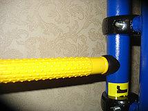 Ступень отделанная мягким пластиком и пупырышками Kämpfer Strong Kid Seiling/Wall new