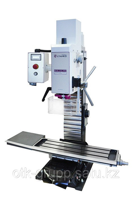 Настольный фрезерный станок BF 30  CNC Pro, Optimum
