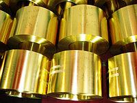 Лента латунная 130х2, 150х2.5, 152х2 Л63 марка сплав твердая мягкая 2х130, 2.5х150, 2х152 мм