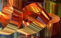 Медь холоднокатаная ленточная ширина 8 толщина 5.5 мм по ГОСТ 1173-06 металлическая цветная прокат