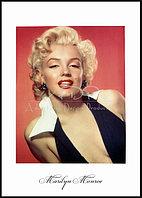 Постер М. Монро