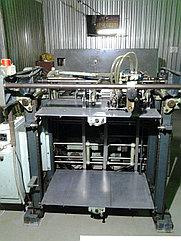 Пресс KAMA TS 96 - автоматический штанцевальный бу пресс