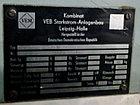 Пресс KAMA TS 96 - автоматический штанцевальный бу пресс, фото 5