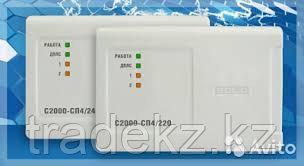 С2000-СП4/24 адресный блок для управления электроприводом, фото 2