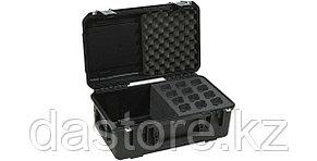 SKB 3I-2011-MC12 Ударопрочный кейс, пластик, для 12 микрофонов SKB, фото 2