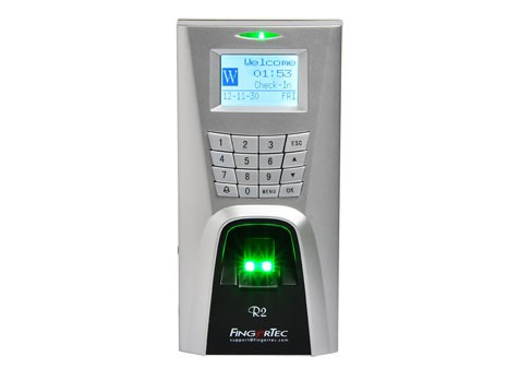 Биометрические считыватели Fingertec R2+R2i