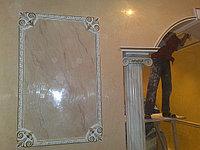 Декоративная штукатурка, роспись по стенам, фото 1