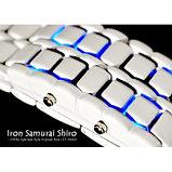 Светодиодные часы - Iron Samurai Shiro, фото 2