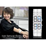 Светодиодные часы - Iron Samurai Shiro, фото 5