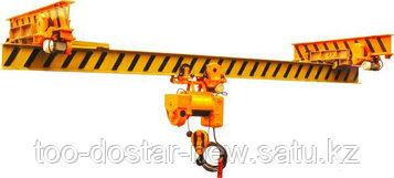 Кран мостовой однобалочный подвесной Электрический 1т