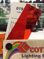 Cotech 019 FIRE светофильтр для осветительных приборов, фото 1
