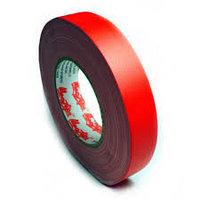 Le Mark CT50025R Тэйп (Gaffer Tape), узкий, цвет красный, фото 1