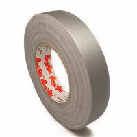Le Mark CT50025S Тэйп (Gaffer Tape), узкий, цвет серый (серебристый)