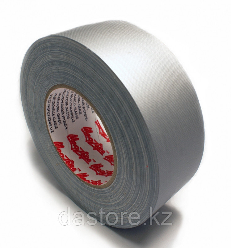 MagTape CT50050S Тэйп (Gaffer Tape), широкий, цвет серый (серебристый)