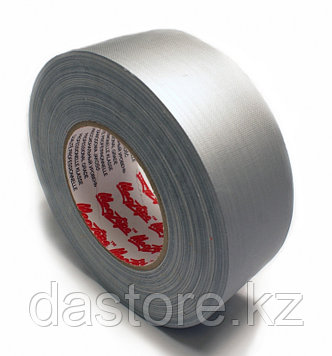 MagTape CT50050S Тэйп (Gaffer Tape), широкий, цвет серый (серебристый), фото 2