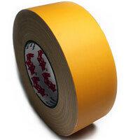 Le Mark CT50050Y Тэйп (Gaffer Tape), широкий, цвет желтый, фото 1