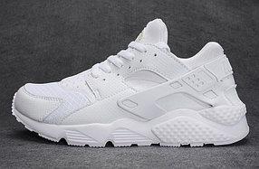 Кроссовки Nike Air Huarache белые nike