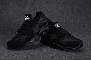 Кроссовки Nike Air Huarache черные, фото 3