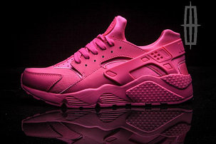 Кроссовки Nike Air Huarache розовые, фото 2