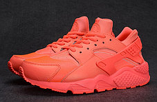 Кроссовки Nike Air Huarache оранжевые, фото 2