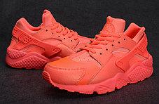 Кроссовки Nike Air Huarache оранжевые, фото 3
