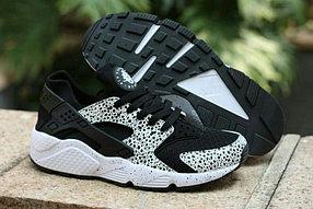 Кроссовки Nike Air Huarache Multicolor черные