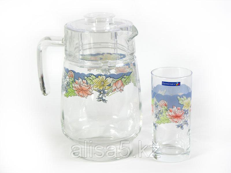 Arcopal FLORINE набор для напитков 7 пр