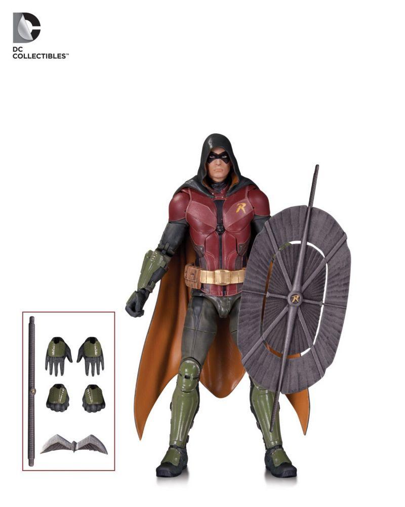 "DC Collectibles ""Batman Arkham Knight"" - Robin, Робин"