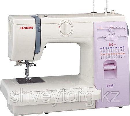 Бытовая швейная машина  Janome 419S