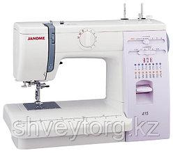 Бытовая швейная машина  Janome 415