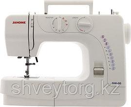 Бытовая швейная машина  Janome SW-06