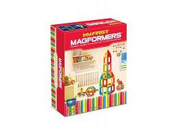 Magformers Магнитный конструктор Набор My First Set из 30 элементов