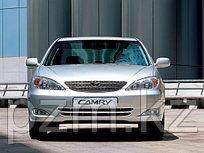 Замена масла в АКПП Toyota Camry V30  2,4