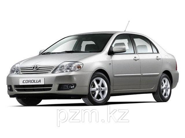 Замена масла в АКПП Toyota Corolla кузов 120