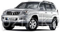 Замена масла в АКПП Prado 120 V2.7 (Тойота Лэнд Крузер Прадо 120 серии)