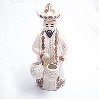 """Сувенирный набор для коньяка """"Странник"""" 26*10 см, фото 1"""