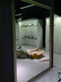 """Зеркало в багете, магазин шуб и меховых изделий ZIMART в ТРЦ """"ADK"""" (14 дек 2015) 1"""