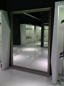 """Зеркало в багете, магазин шуб и меховых изделий ZIMART в ТРЦ """"ADK"""" (14 дек 2015) 3"""