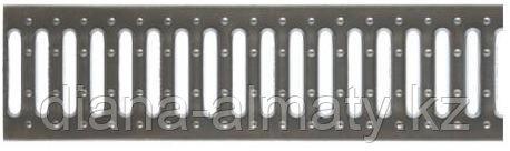 Решётка на канал (штампованная стальная оцинкованная) тел. Whats Upp. 87075705151