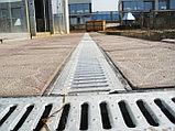 Решётка на канал (штампованная стальная оцинкованная) тел. Whats Upp. 87075705151, фото 2