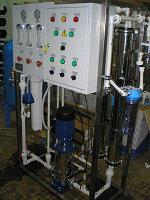 Мембранные фильтры для очистки воды 2 - 150 м3/час
