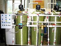 Станция обезжелезивания воды 2 - 100 м3/ч Сокол
